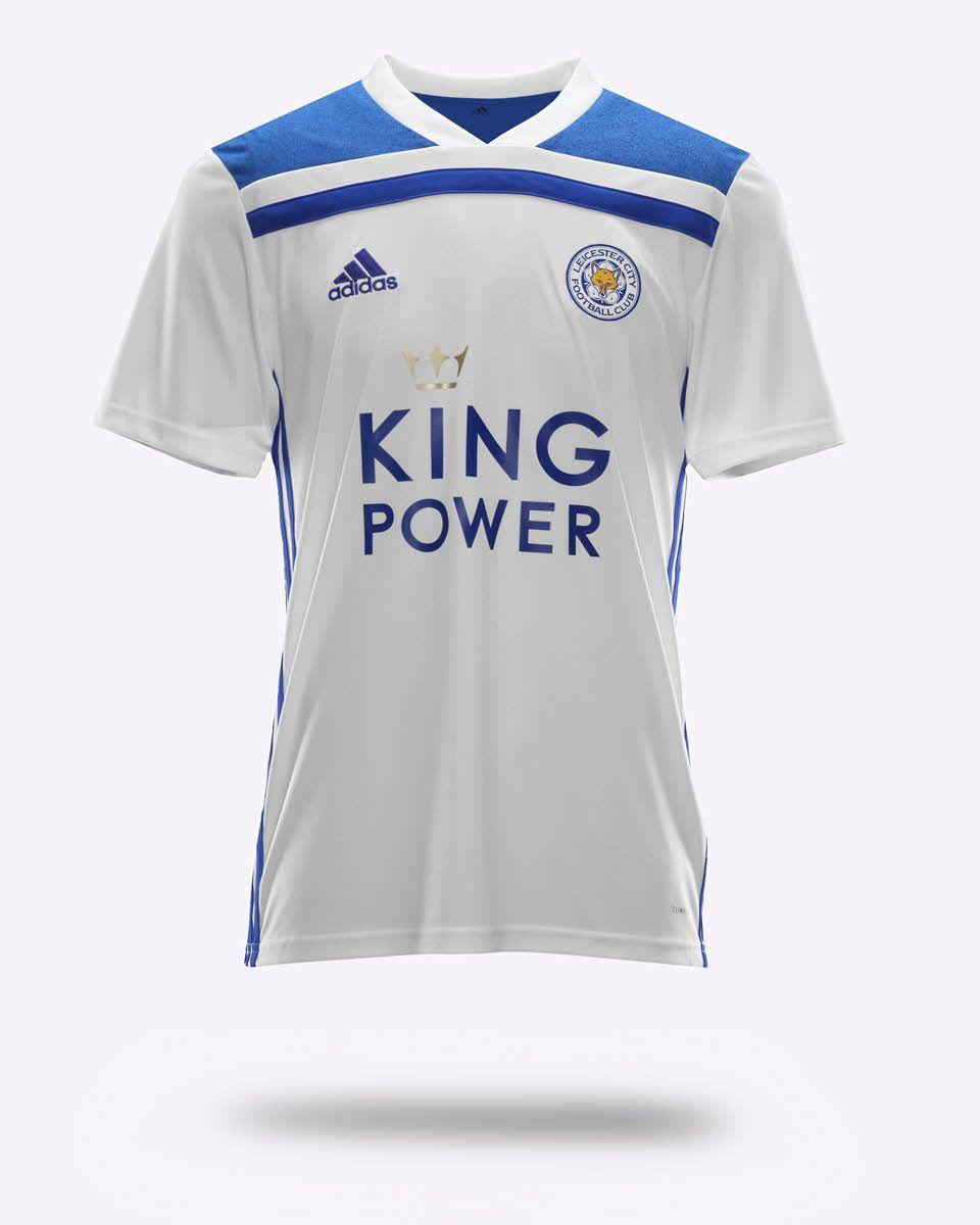 Camiseta Leicester 2018/19 visitante