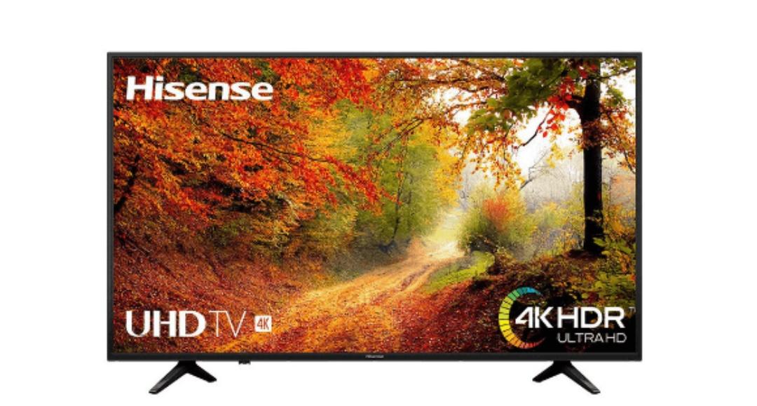 """TV LED 50"""" - HISENSE 50A6140, UHD 4K, HDMI"""