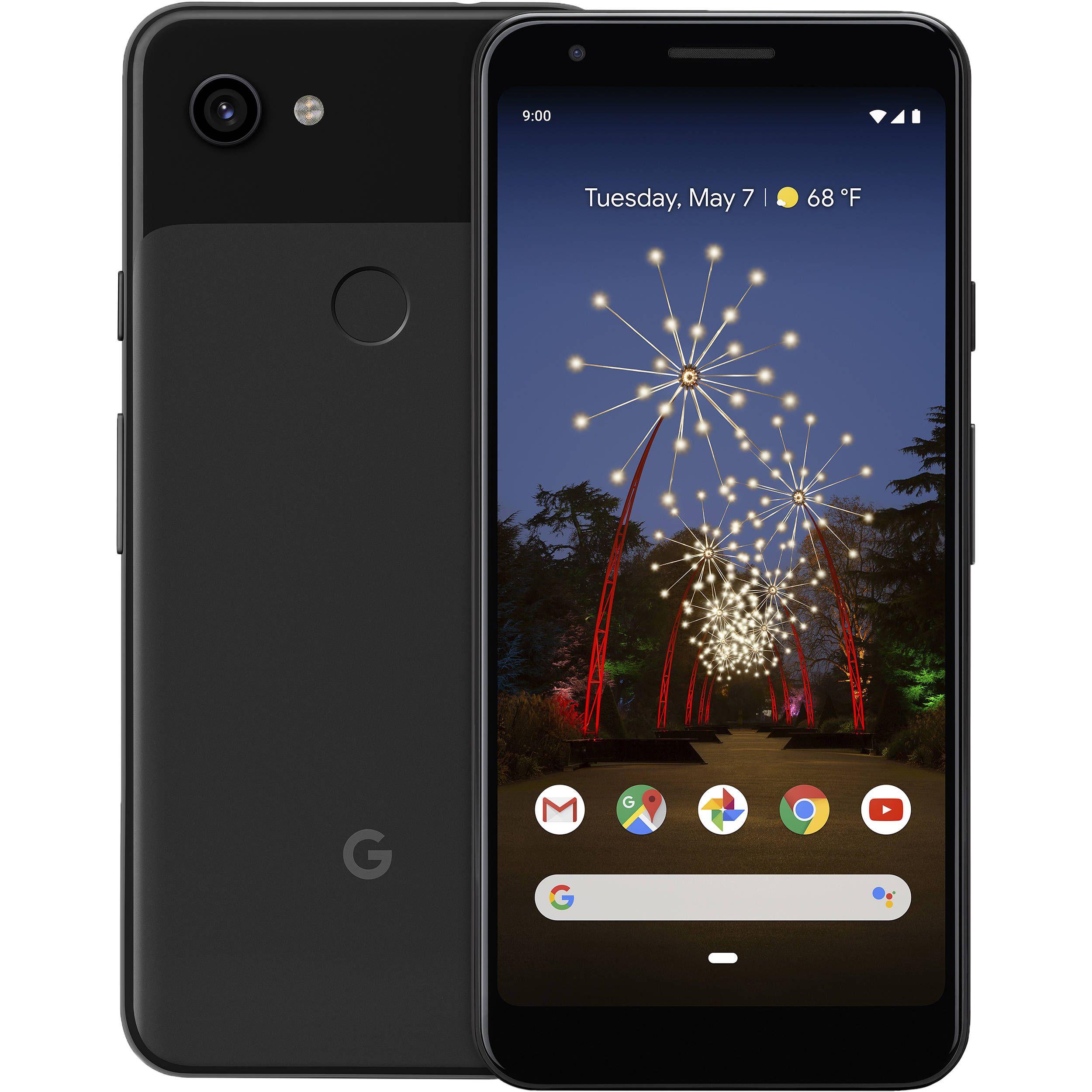 Google pixel 3a con funda original de regalo