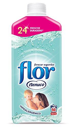 Suavizante Flor Nenuco 50 lavados, mínimo histórico  (producto Plus)