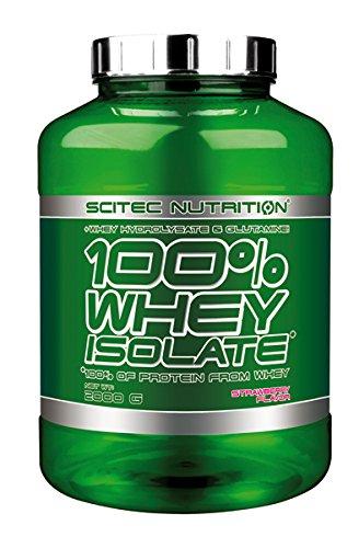 Scitec Nutrition 100% Whey Isolate Suplemento Nutricional de Proteinas