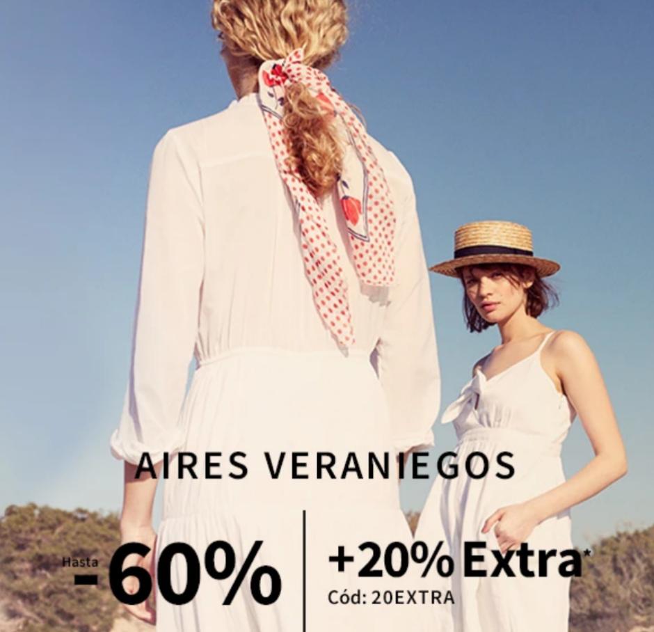 Hasta -60% + 20% EXTRA La Redoute