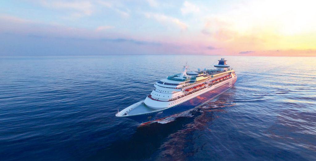 5 Maravillas del Mediterráneo con tasas y propinas incluidas