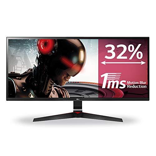 "Monitor Gaming UltraWide FHD LG 34"" IPS 75Hz"