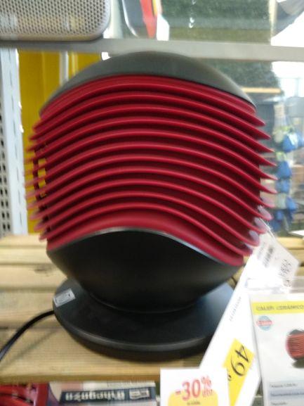 Calefactor eléctrico calima decorativo bricorama Lleida