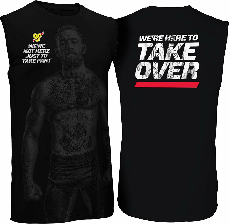 Camiseta McGregor bsn sin mangas