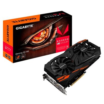 Gigabyte Rx Vega 64 Gaming Oc 8gb Hbm2