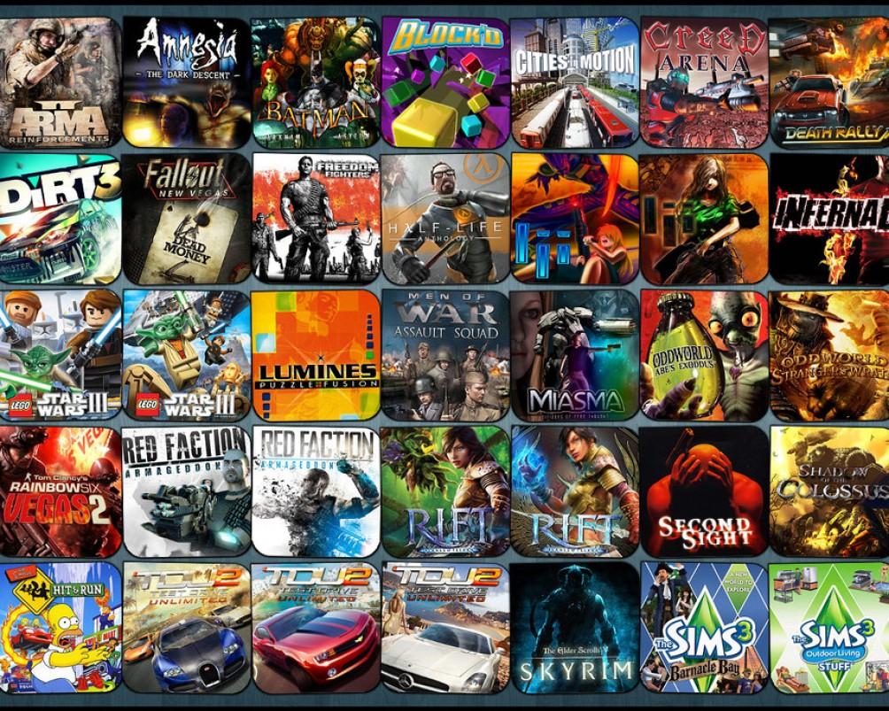 Pack 10 juegos de Steam GRATIS