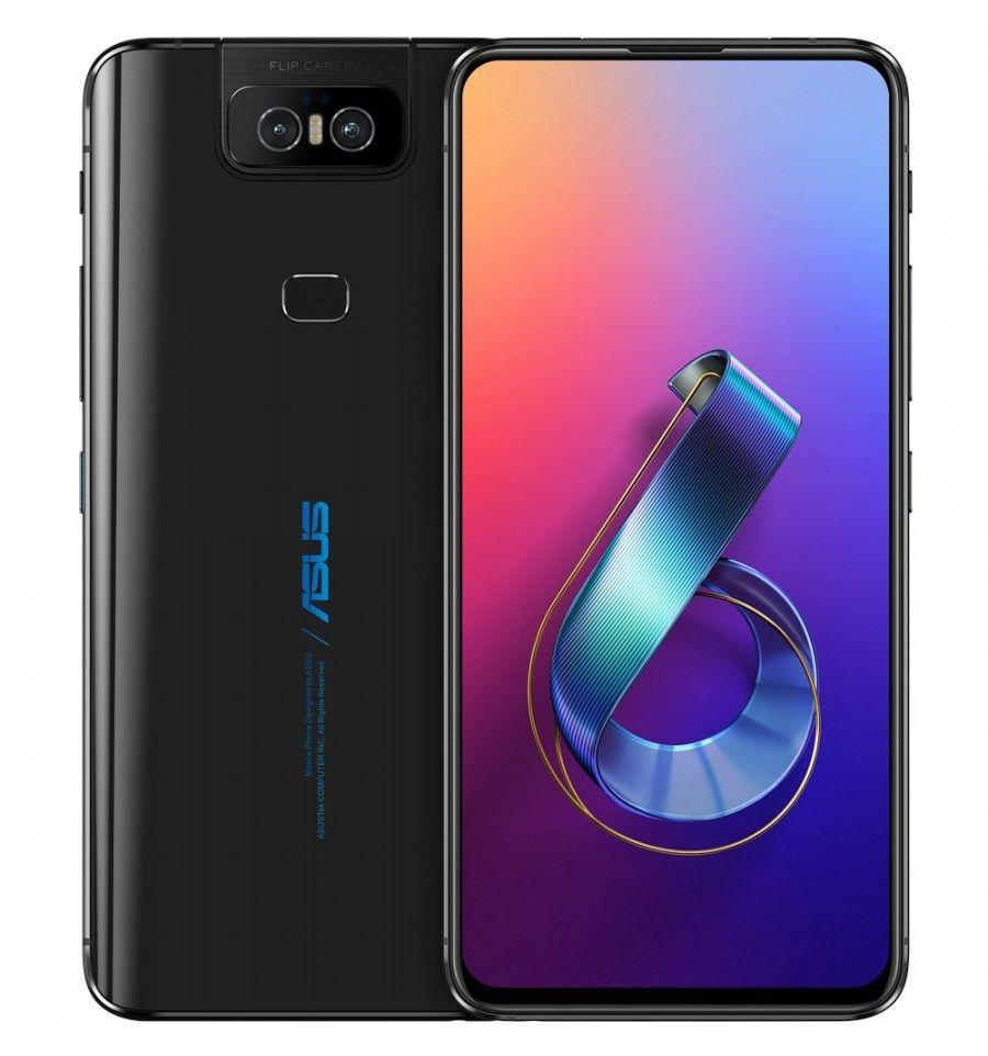 """Asus ZenFone 6 ZS630KL-2A002EU Negro - Smartphone 6.4"""" Octa-Core 6GB 128GB"""