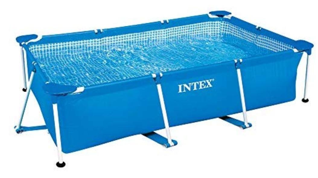 Intex - Piscina 260 x 160 x 65 cm, 2.282 litros