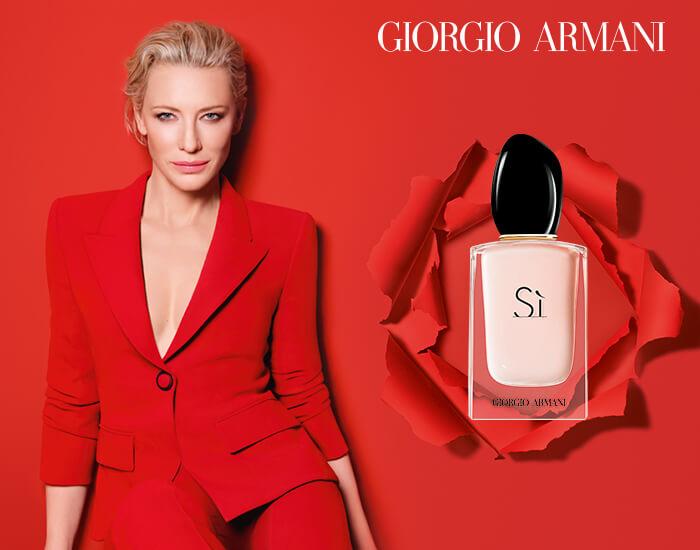Giorgio Armani perfume mujer