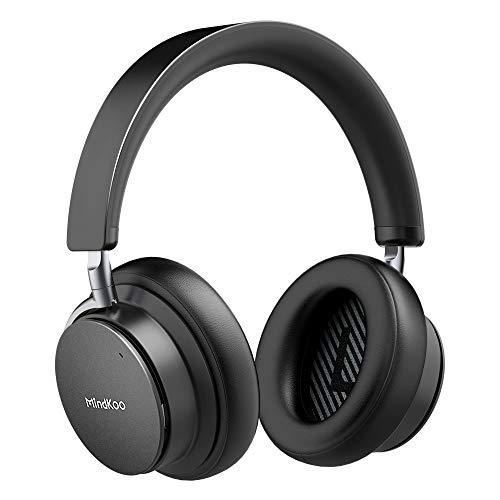 Auriculares Bluetooth con Micrófono y Cancelación de Ruido Activo