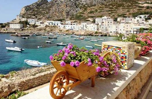 Ruta por la Sicilia 10 días: vuelos + alojamientos + coche de alquiler + seguro de viaje
