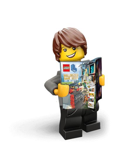 Revista LEGO  formato pdf