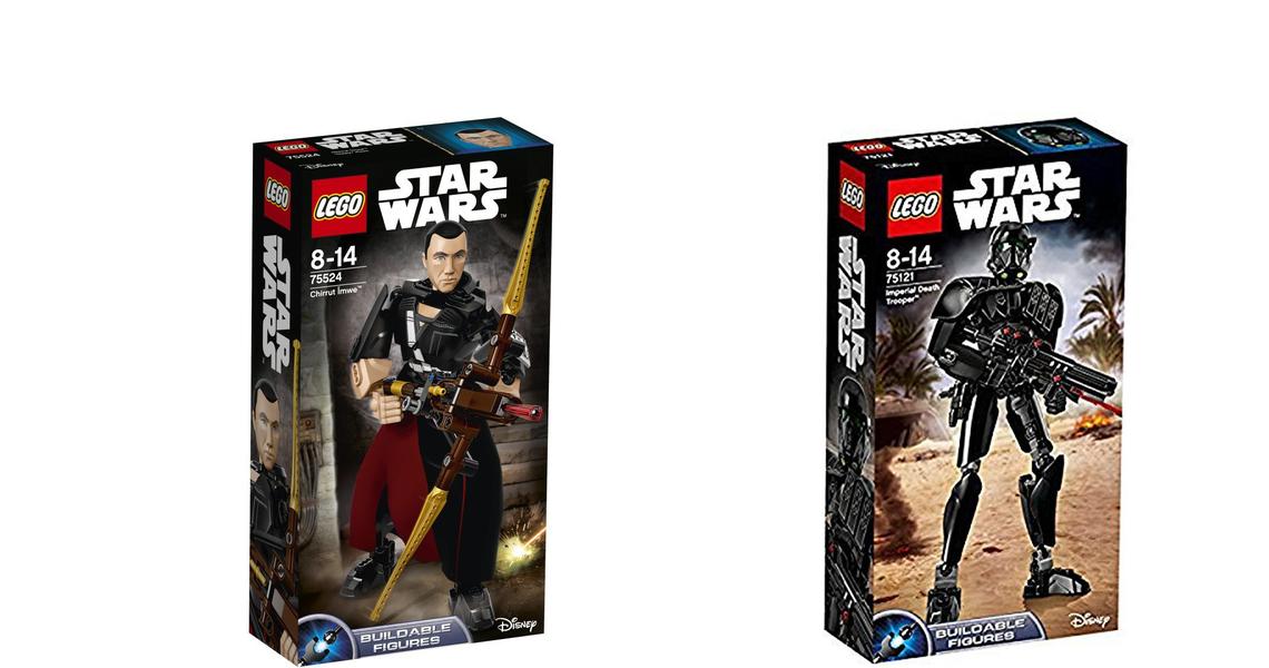 Star Wars Figuras Lego solo 10.9€
