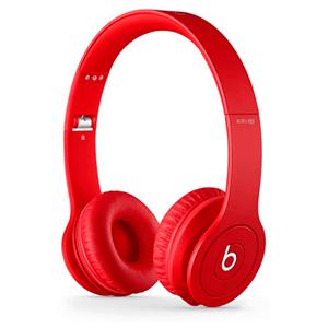 Beats Solo HD Rojos de exposición
