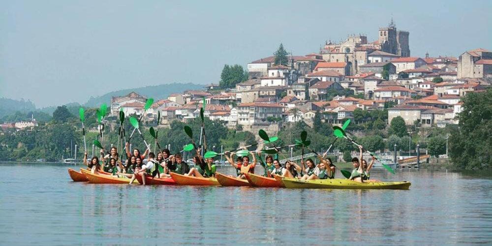 Jornada ecológica en el Miño (Sábado 01 Junio): Senderismo y ruta en Kayak gratis para la recogida de plásticos.