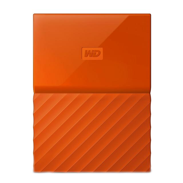 Disco duro portátil 2 TB Western Digital My Passport USB 3.0