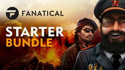 FANATICAL Starter Bundle (10 juegos Steam)