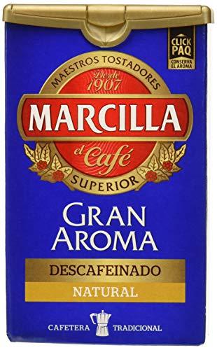 Café descafeinado Natural MARCILLA 200 gramos con envío prime a precio de marca blanca :)