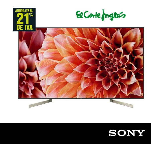 "TV LED 139,7 cm (55"") Sony KD-55XF9005 UHD 4K HDR Processor X1 Extreme, Full Array"