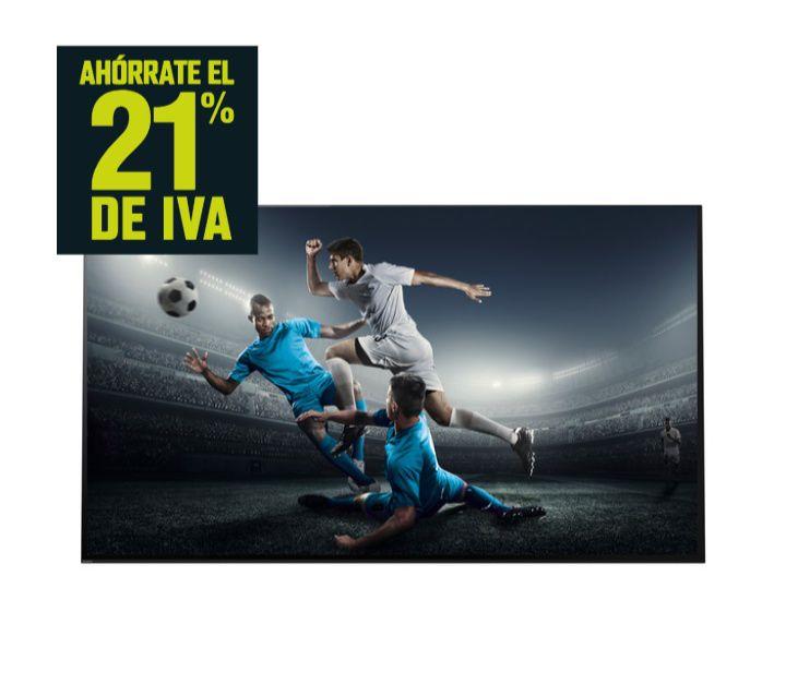 TV OLED 195,58 cm (77'') Sony KD-77A1 UHD 4K, HDR, Wi-Fi y Smart TV