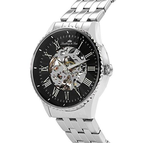 Lindberg & Sons Reloj análogico para Hombre