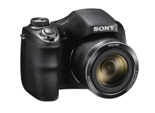 Sony Cyber-shot DSC-H300-Cámara bridge