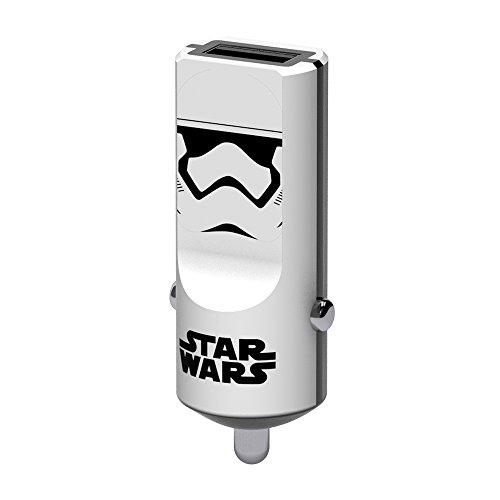 Tribe Star Wars 2.4 A Cargador de coche