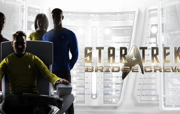 PC: Star Trek™: Bridge Crew (Válido con VR - Oculus y Vive - y sin VR)