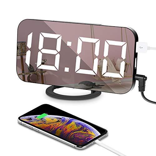 """Reloj despertador 6'5"""""""