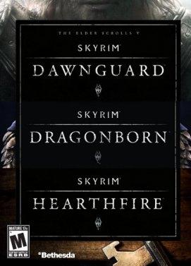 Skyrim 3 Addon Pack DLCs AL 87% DE DESCUENTO