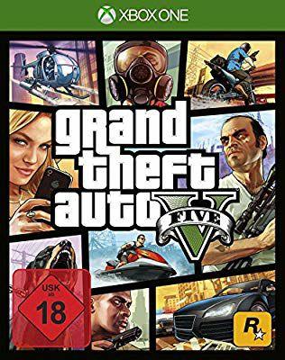 GTA V para Ps4 y Xbox One.