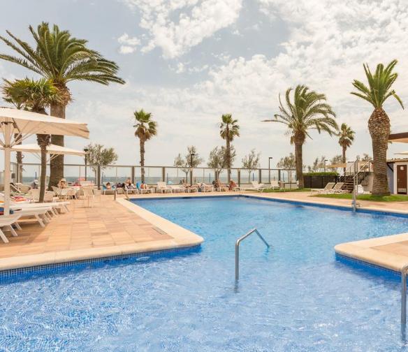 Hotel 4* en playa Costa Brava por 13€ la noche para dos personas