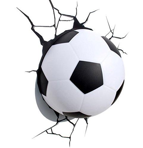 Lampara LED Balón fútbol