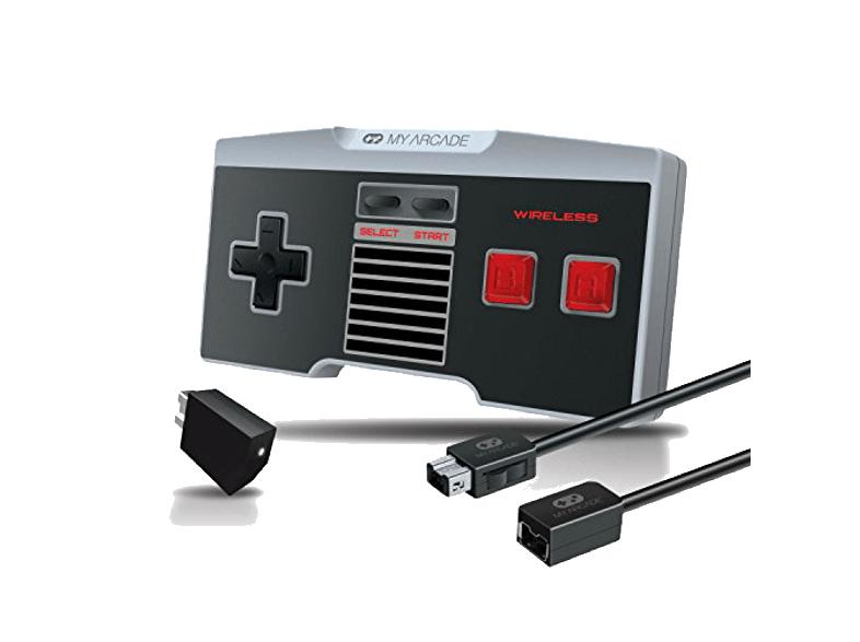 Mando retro inalámbrico con cable incluido de 3m para NES Classic a preciazo
