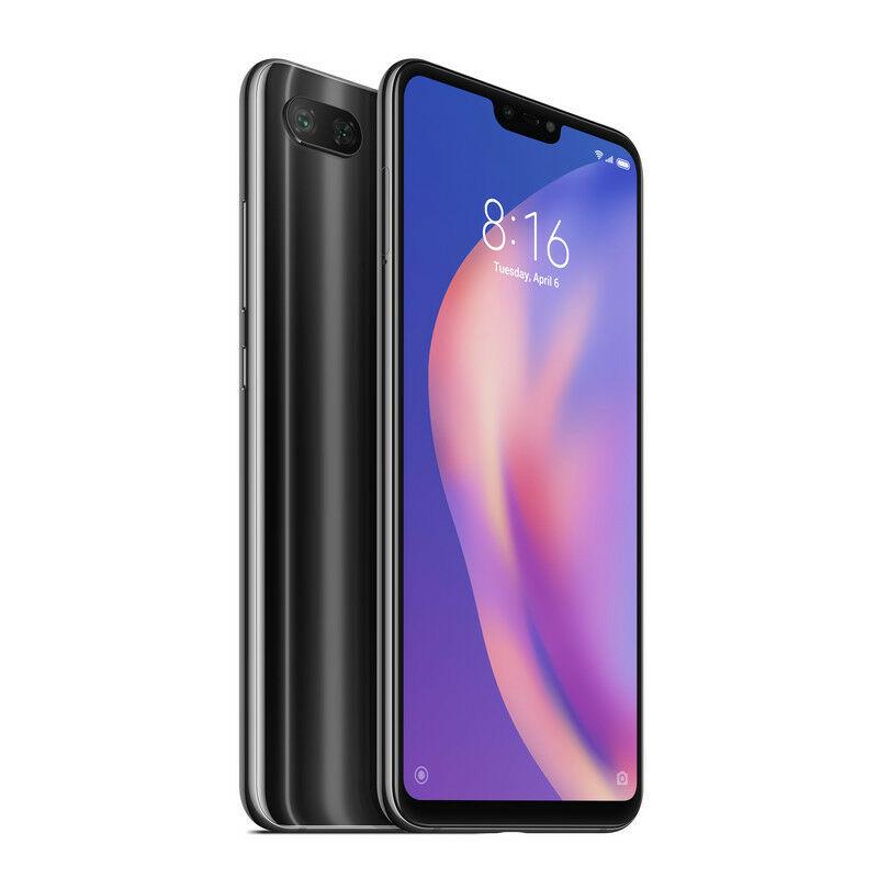 XIAOMI MI 8 LITE 4GB/64GB 4G-LTE BLACK ( Global version) DESDE ESPAÑA