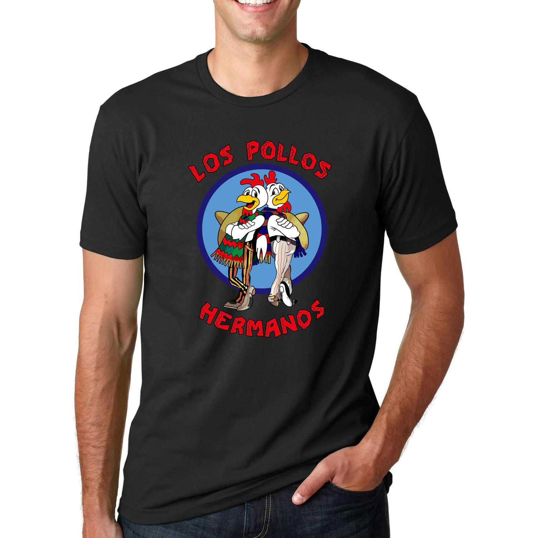 Camiseta de Los Pollos Hermanos (Varios colores)