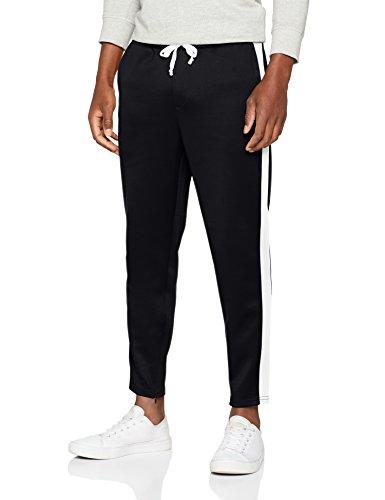 JACK & JONES Jjivega Jjretro WW Black Noos Pantalones de Deporte para Hombre