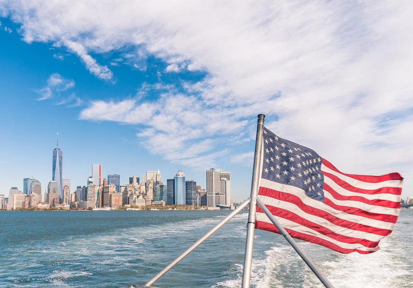 Nueva York en septiembre vuelos directos por 320€