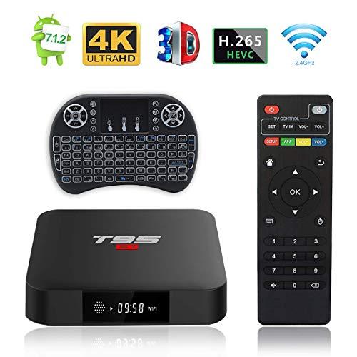 TV box + mini teclado a buen precio en Amazon