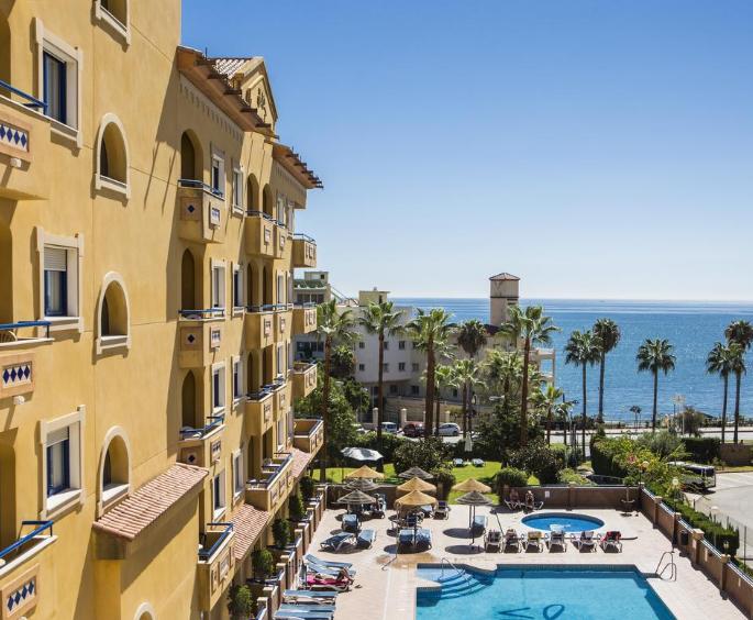 5 noches  en hotel 4* en Costa del Sol por 88€/p