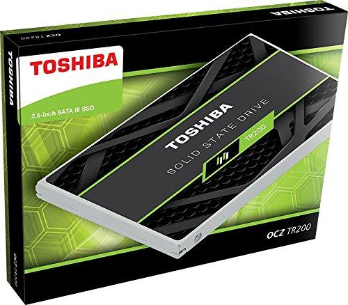 Toshiba TR200 - Disco duro sólido interno SSD de 240 GB