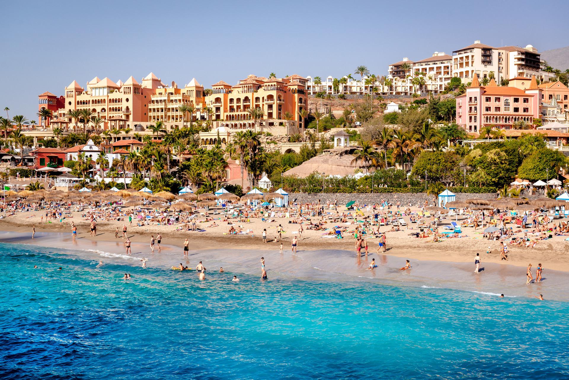 Semana Tenerife en julio | hotel 5* con piscina y spa