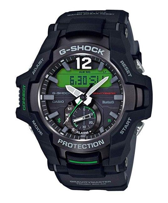 Casio G-Shock GravityMaster solo 158€