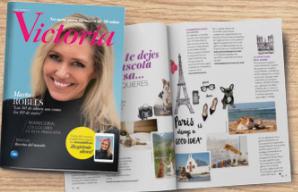 revista Victoria, GRATIS y directamente en casa