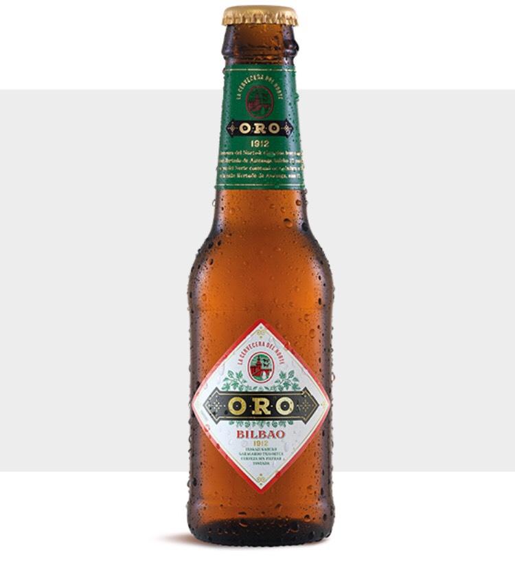 Prueba gratis Cerveza Oro (Reembolso)