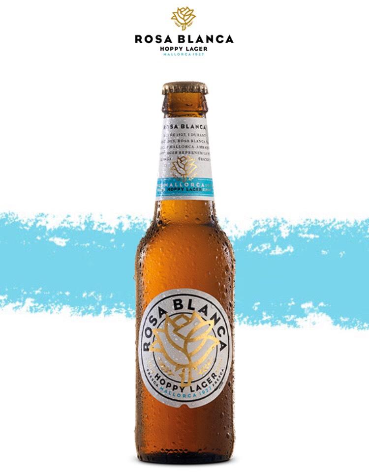 Prueba gratis cerveza Rosa Blanca (Reembolso)