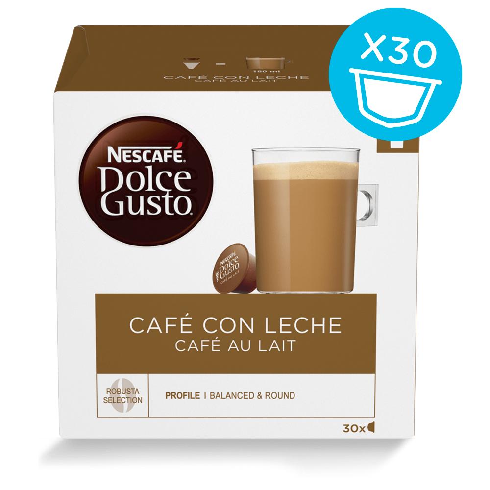 8 cajas de cápsulas dolce gusto por 30 €