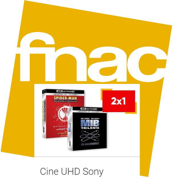 2x1 en Cine y Series 4K UHD